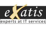 Exatis: Experts at IT services logo